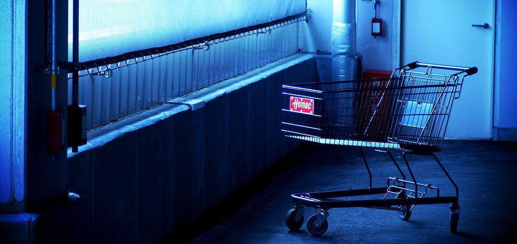 Tasas de abandono del carrito de la compra en eCommerce
