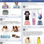 Asos en Facebook