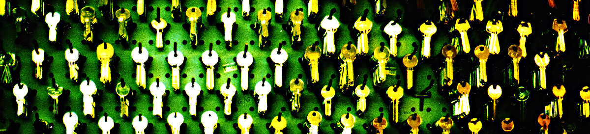 Llaves, por Kris Krug, en Flickr (23390123), con licencia CC by-sa