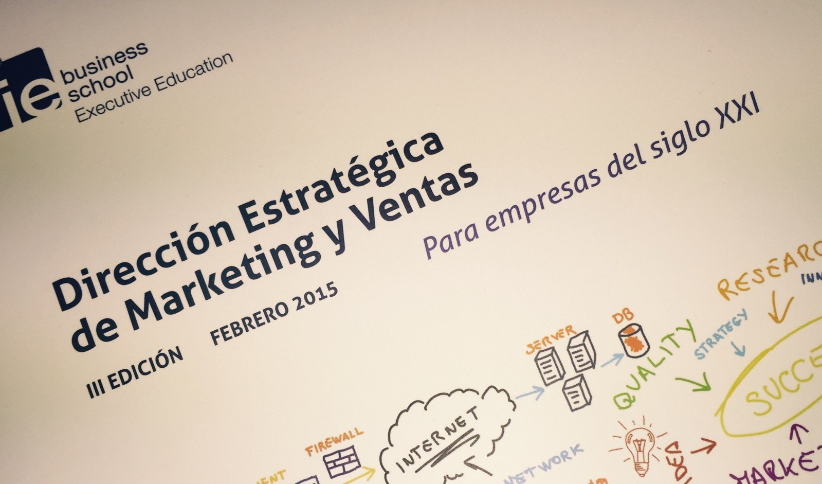 En febrero, nueva edición del Programa Superior de Marketing y Ventas del IE