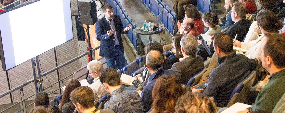Mi charla en Salón Mi Empresa 2017