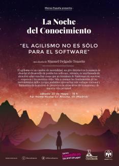 La Noche del Conocimiento de Mensa España