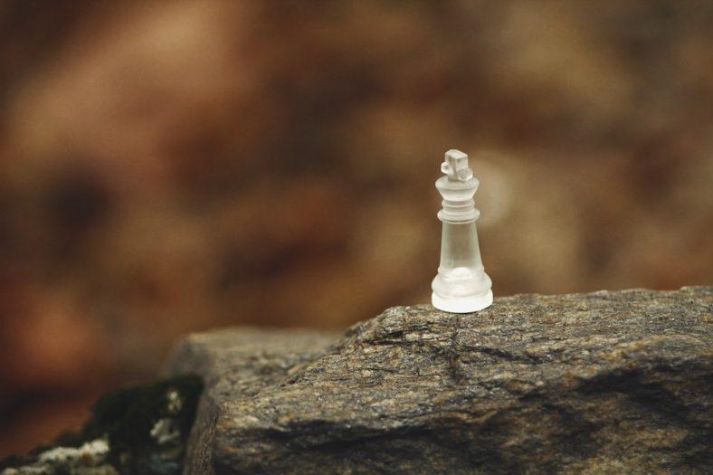 Pieza de ajedrez, por www.modup.net, liberada en el dominio público