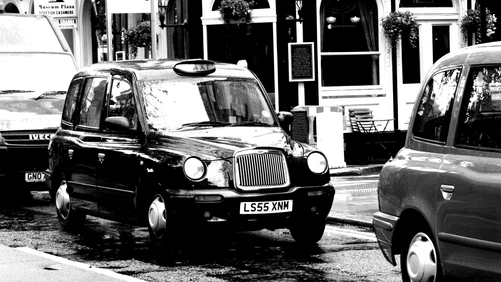 Pensamientos rápidos sobre el conflicto del taxi
